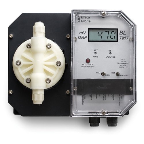 BL7917 Wall-Mounted ORP Controller With Built-in Chemical Dosing Pump