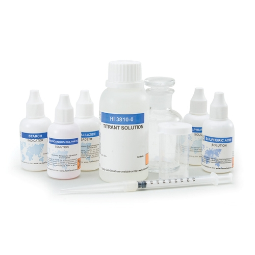 HI3810 Dissolved Oxygen Test Kit