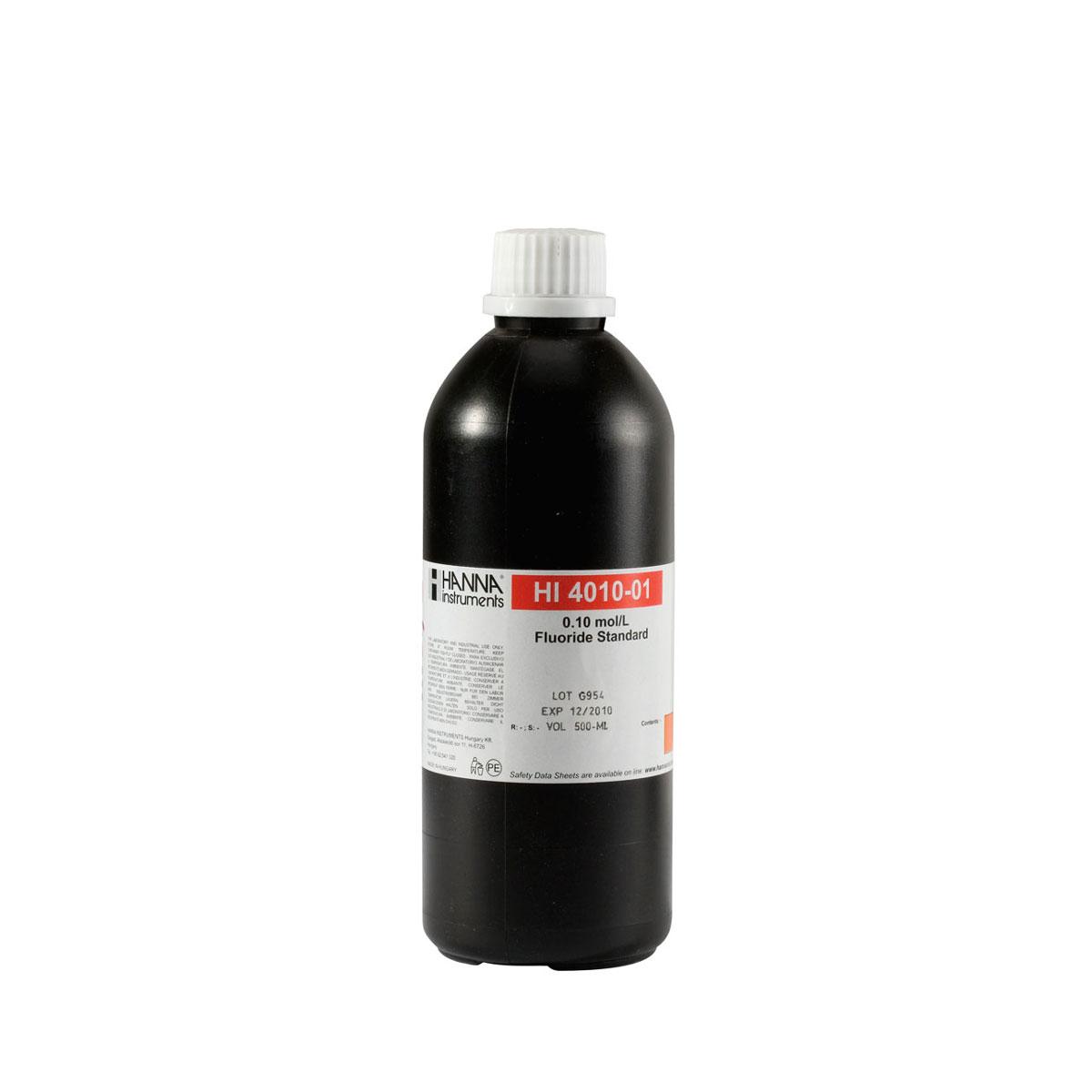 HI4010-01 Fluoride Standard 0.1M (500 mL)