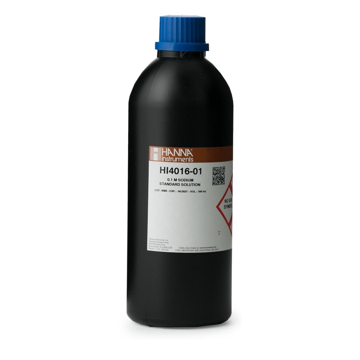 Sodium ISE 0.1M Standard - HI4016-01