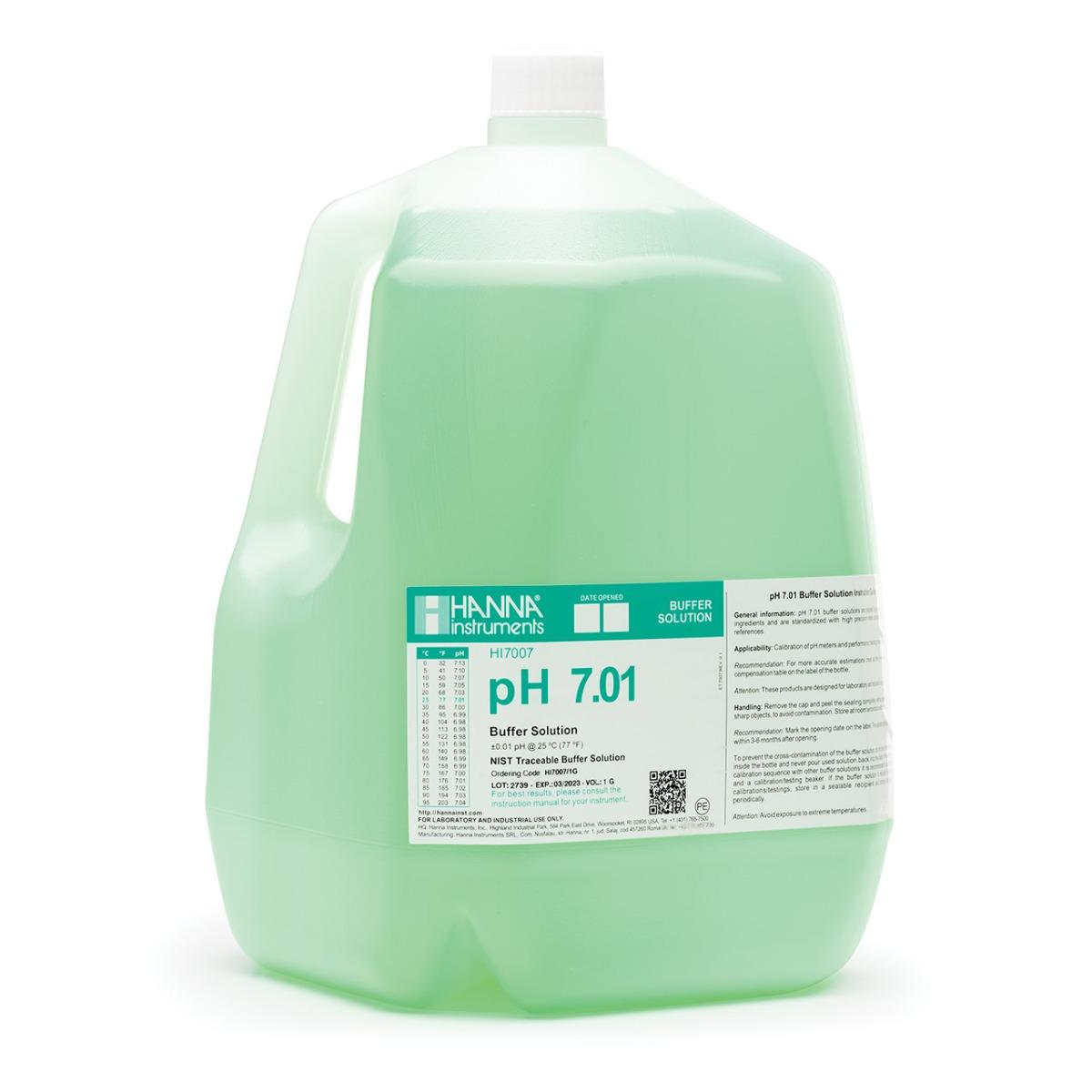 HI7007/1G pH 7.01 Calibration Solution (1 G ( 3.78 L))
