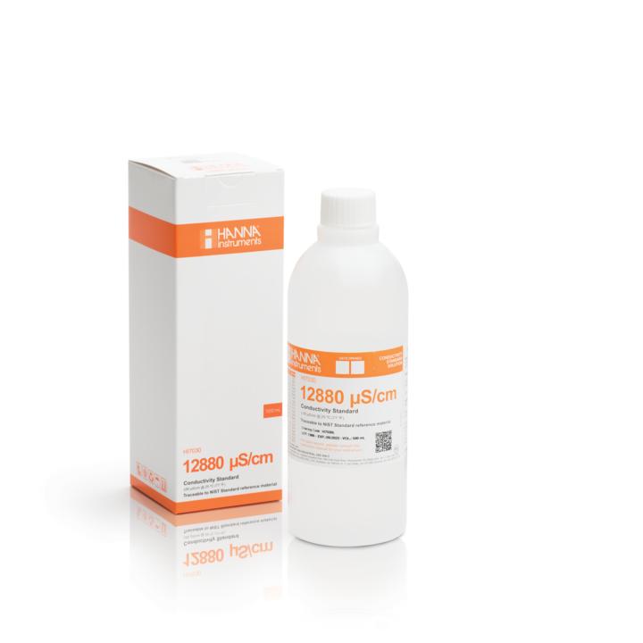 12880 µS/cm Conductivity Standard (1 L bottle) – HI7030/1L