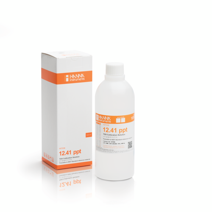 12.41 mg/L (ppm) TDS Standard (1 L) – HI7036/1L