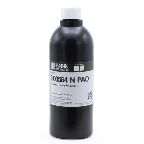 Phenylarsine Oxide (PAO) Solution (0.00564N), 500 mL - HI70466
