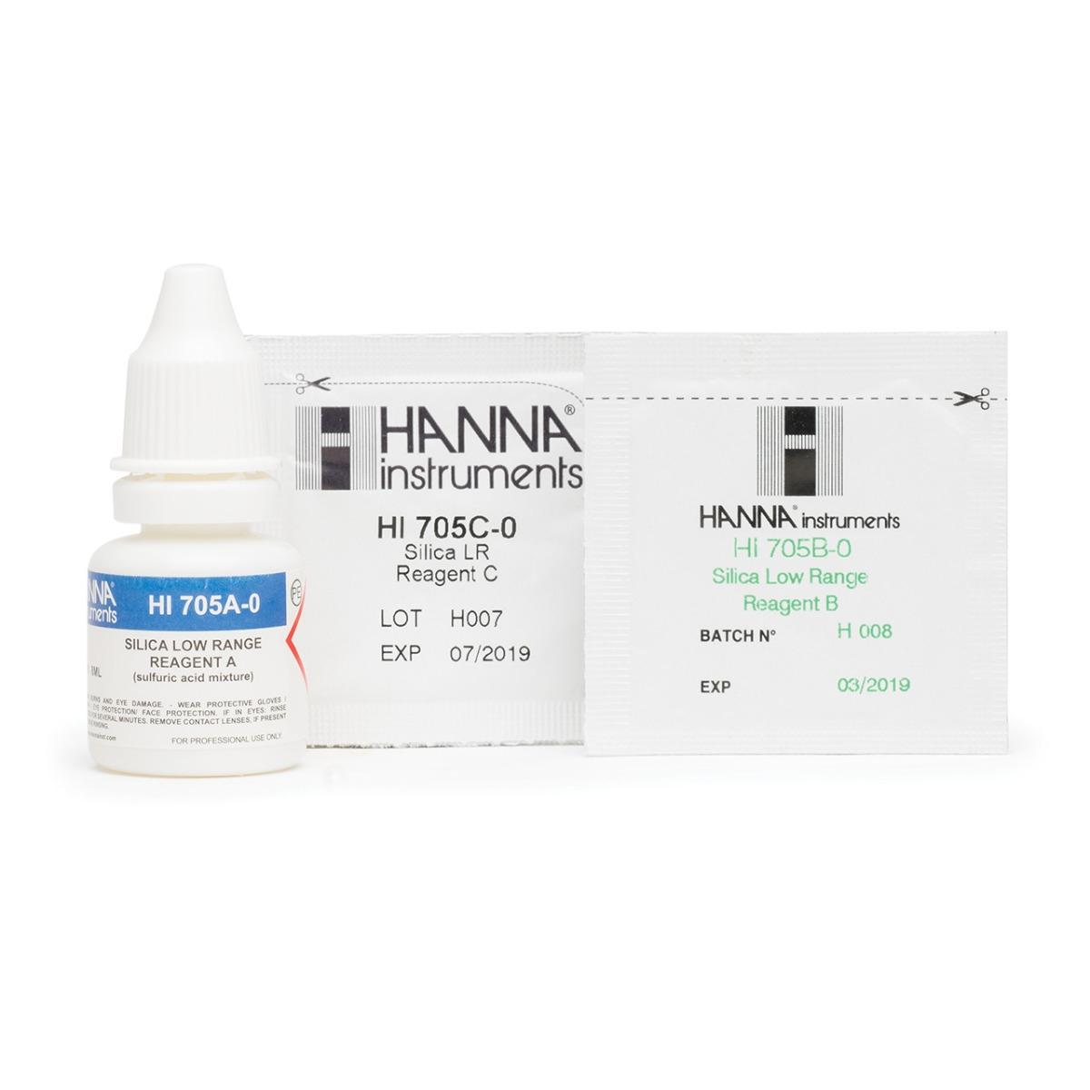 HI705-25 Silica Checker Reagents
