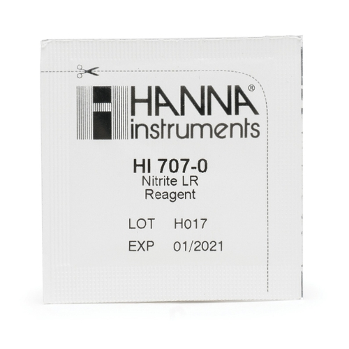 HI707-25 Nitrite Low Range Checker® Reagents (25 tests)