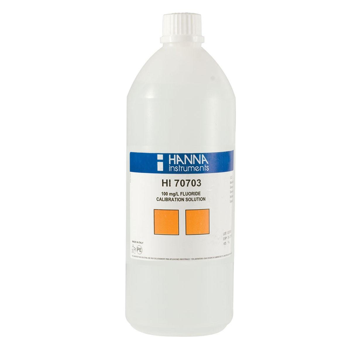 HI70703L Fluoride Standard Solution 100 mg/L (500 mL)
