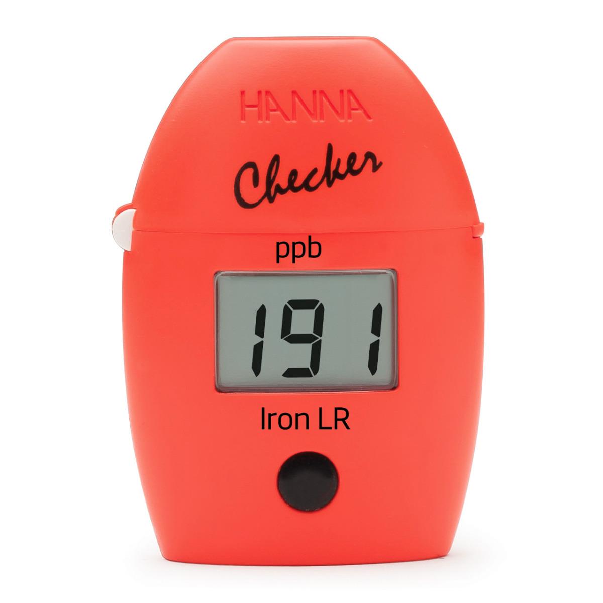 Iron Low Range Checker® HC - HI746