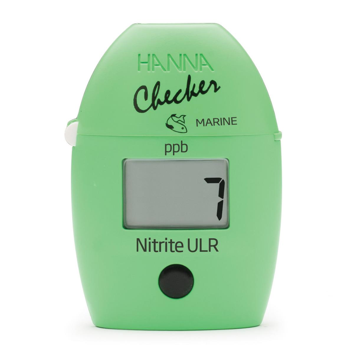 Marine Nitrite Ultra Low Range Checker® HC - HI764