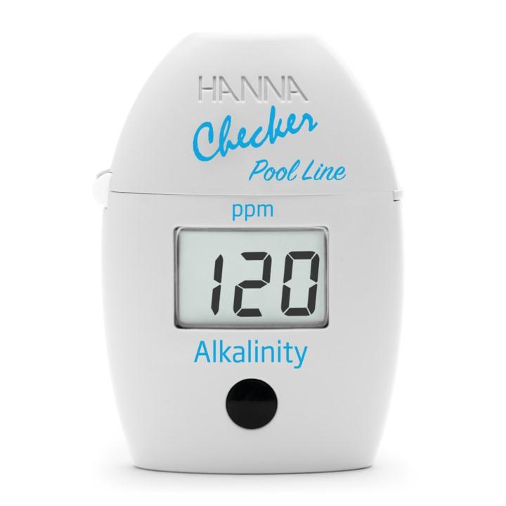 Pool Line Alkalinity Checker HC - HI7754