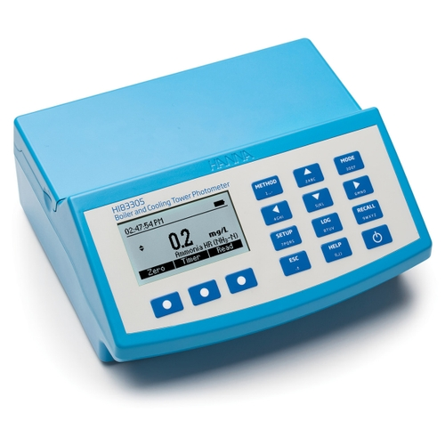 Boiler and Cooling Tower Photometer - HI83305