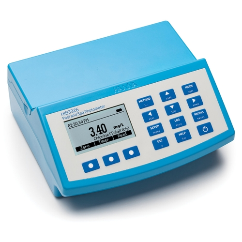 HI83326 Pool and Spa Photometer