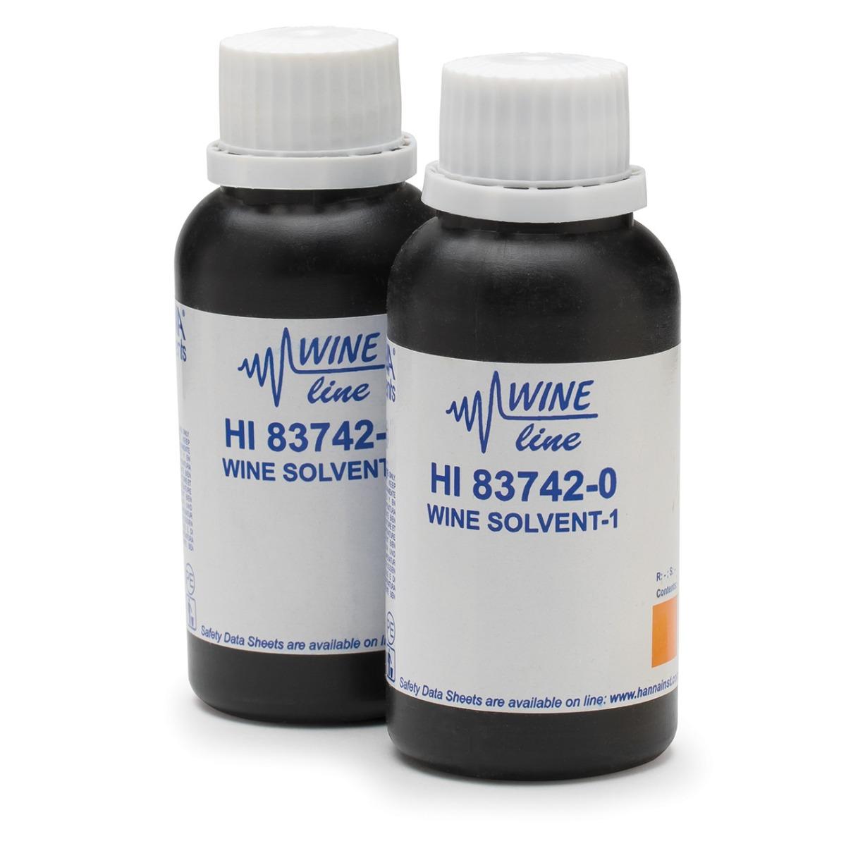 Color Reagent Wine Solvent 1 - HI83742-25