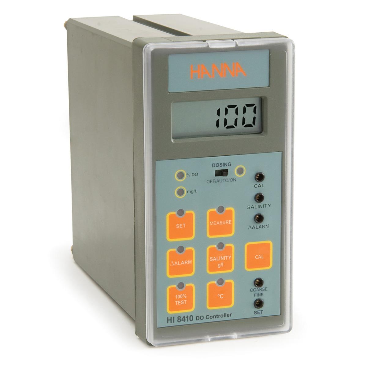 HI8410 Dissolved Oxygen Controller