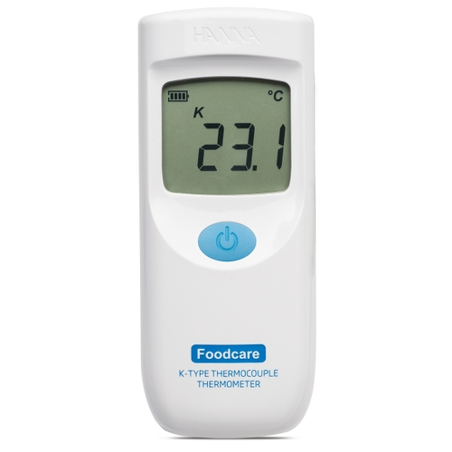 HI935001 Foodcare K-Type Thermocouple Thermometer with Detachable Probe