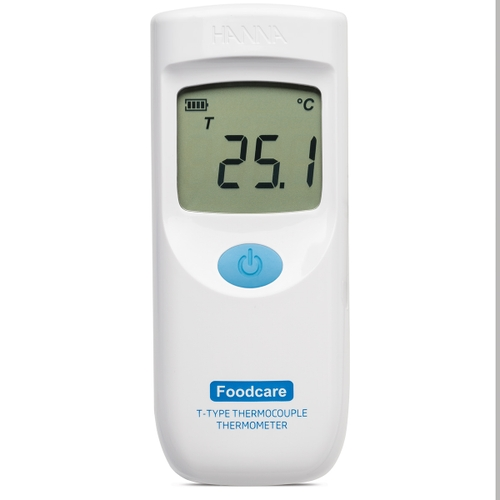 HI9350041  Foodcare T-Type Thermocouple Thermometer with Ultra-Fast Probe