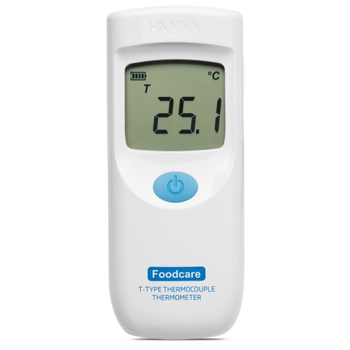HI935004  Foodcare T-Type Thermocouple Thermometer with Detachable Probe