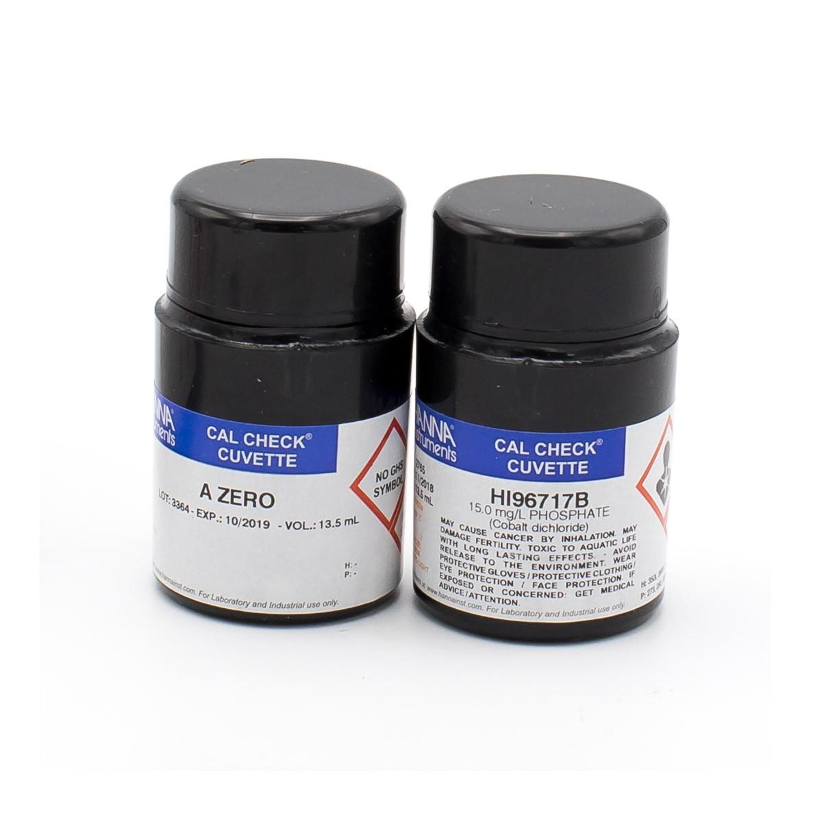 Phosphate High Range CAL Check™ Standards - HI96717-11