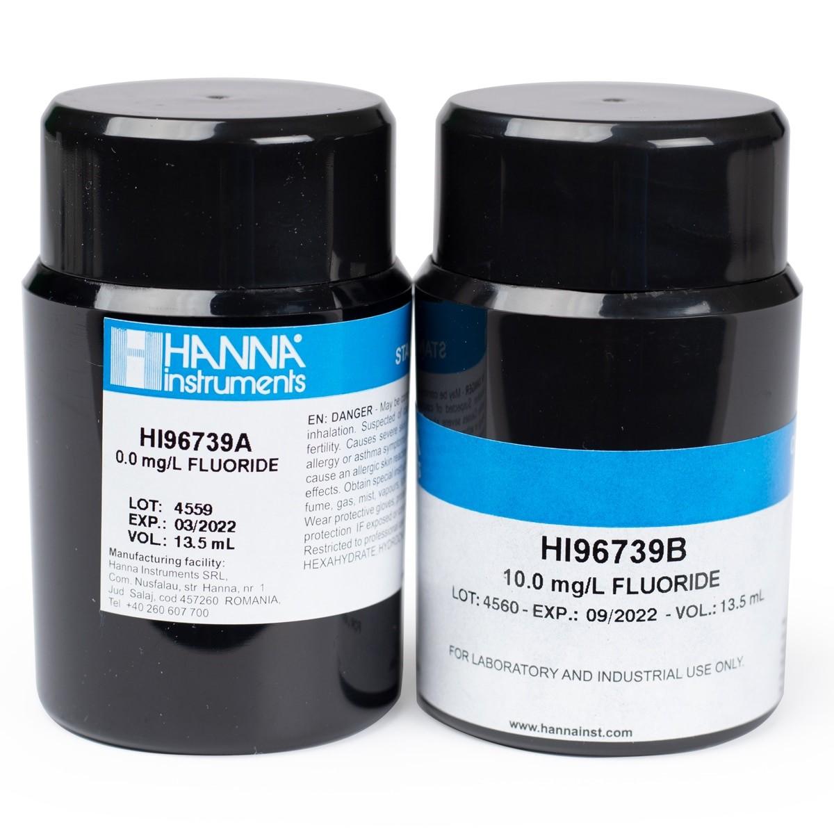 Fluoride High Range CAL Check™ Standards - HI96739-11