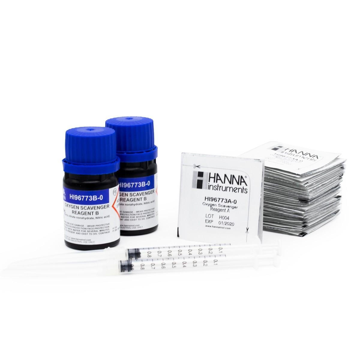 Oxygen Scavengers Reagents (150 tests) – HI96773-03