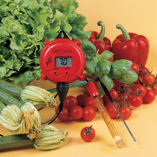 HI981401 Gro'chek pH Meter with LCD