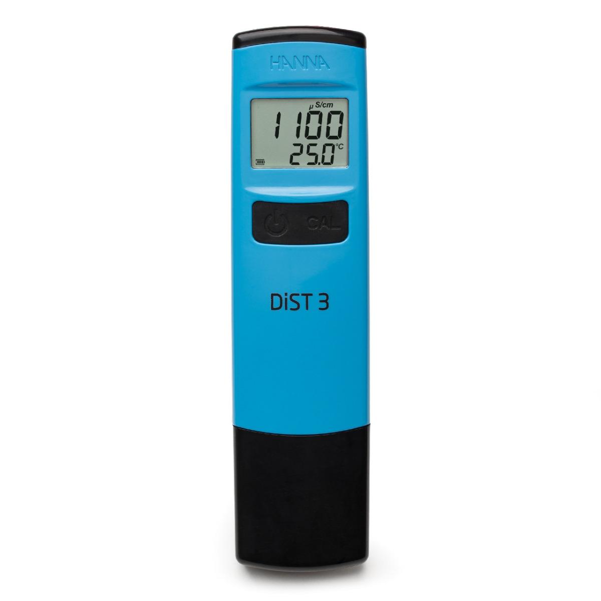 HI98303 DiST 3 waterproof EC Tester