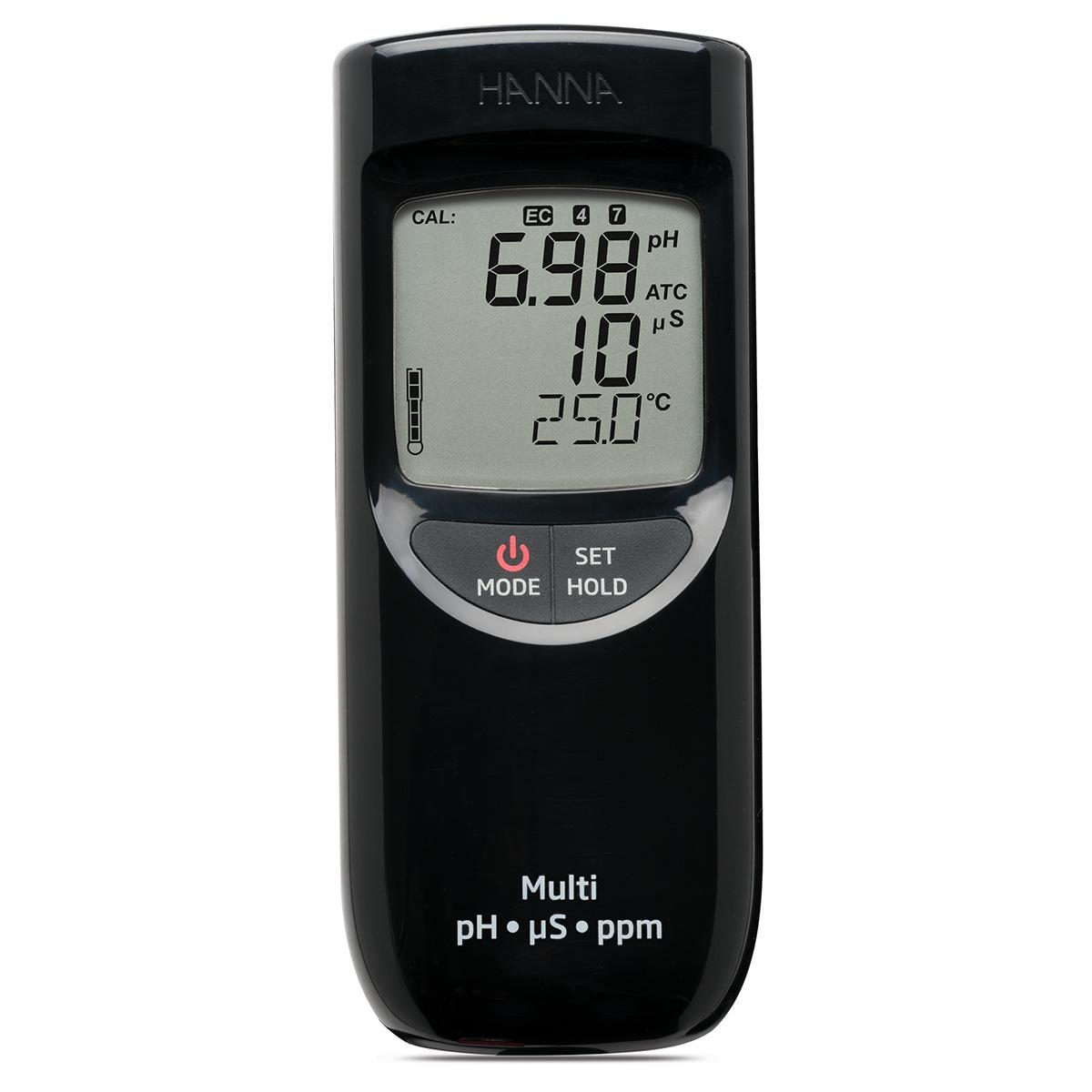 HI991300 Portable pH/EC/TDS Meter