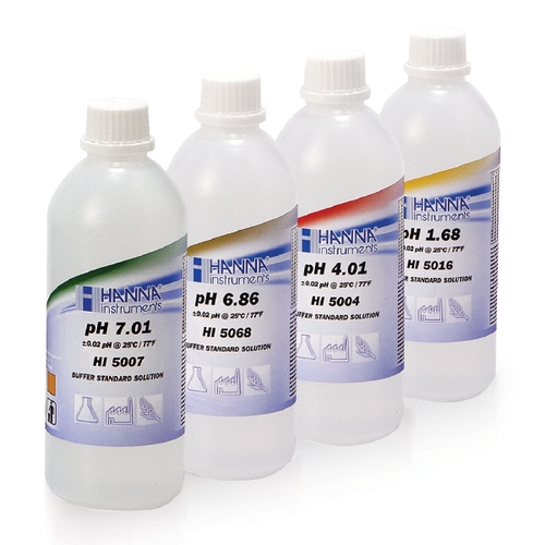 HI5068 pH 6.86 Technical Calibration Buffer (500 mL)