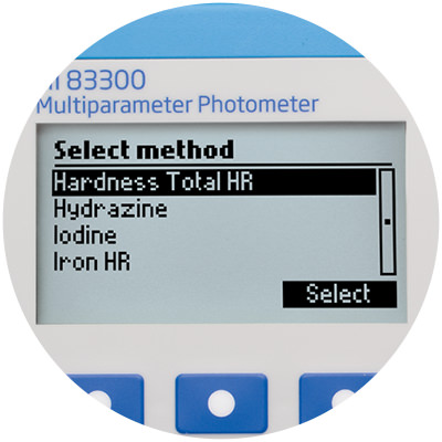 BenchPhotometers-Concentration-Measurement-Function