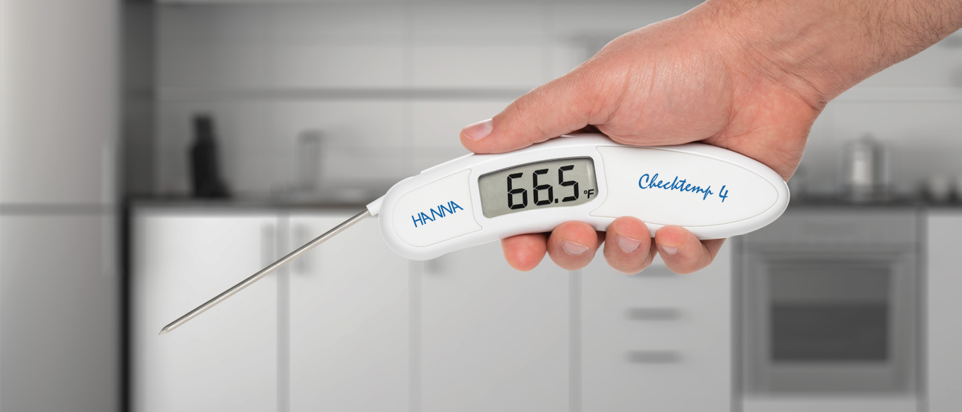 HI151 Checktemp®4 Product Family
