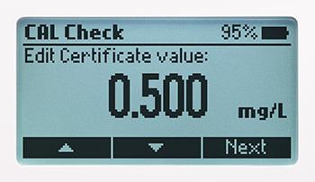 Silver CAL Check value