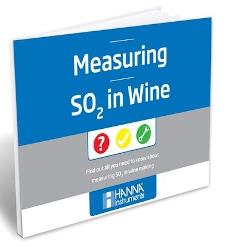 Measuring SO2 in Wine