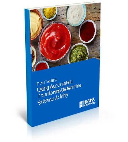 Measuring Salt & Acidity in Food